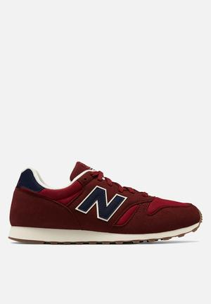 New Balance  ML373RBS Sneakers Red / Navy