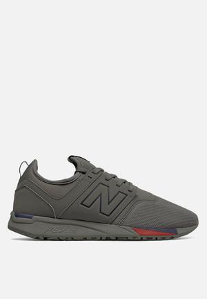 New Balance  MRL247GN Sneakers Grey / Red
