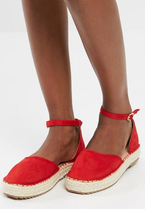 Dailyfriday Magnolia Pumps & Flats Red