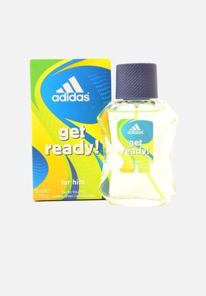 Adidas Get Ready For Him Edt 50ml Spray (Parallel Import)