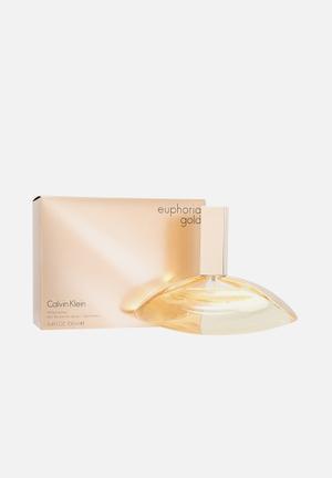 CALVIN KLEIN Euphoria Gold Edp 100ml Spray Fragrances