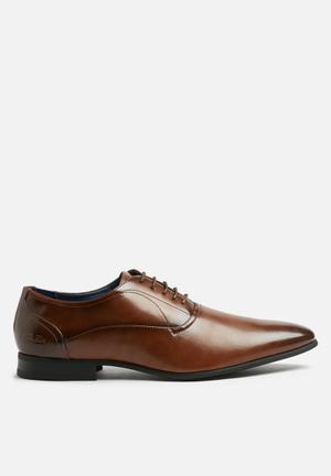 Gino Paoli Deen Tan Formal Shoes Tan