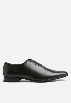 Gino Paoli Edward - Blk Formal Shoes Black