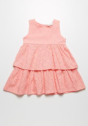 Name It Thissel Dress Coral