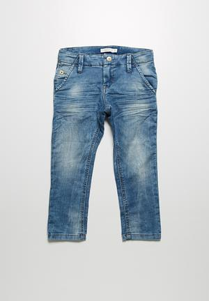 Name It Afred Jeans Blue