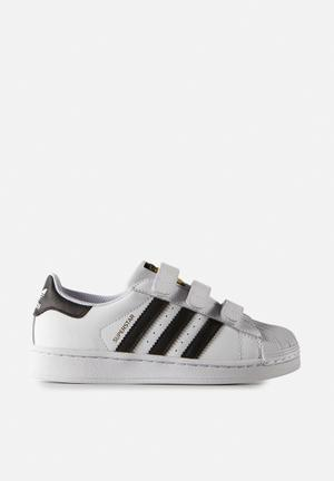 Adidas Originals Kids Superstar Foundation Shoes White/black/white