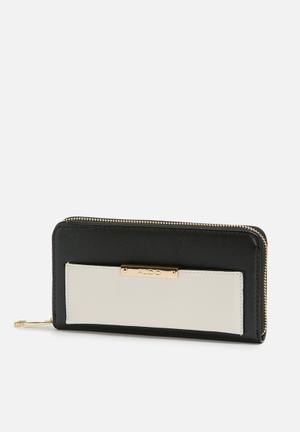 ALDO Ibeawet Bags & Purses Black & White