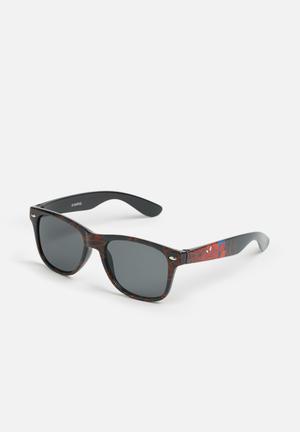 Spider-Man sunglasses
