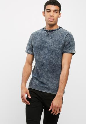 Only & Sons Lutz Crew Sweat T-Shirts & Vests Blue