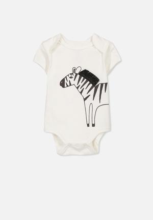 Baby mini short sleeve bubby
