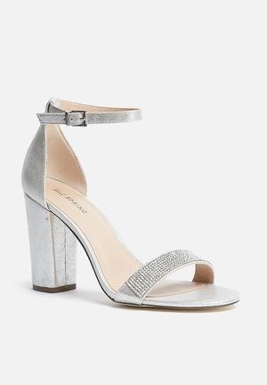 Call It Spring Mirelivi Heels Silver