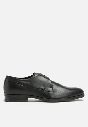 Jack & Jones Sammy Leather Formal Shoes Black