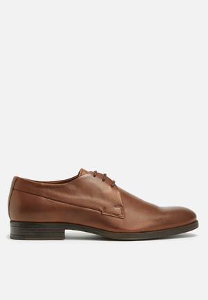 Jack & Jones Sammy Leather Formal Shoes Tan