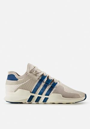 Adidas Originals EQT Support ADV Primeknit Sneakers Clear Brown / Blue Night