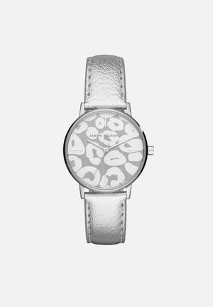 Armani Exchange Lola Watches Silver