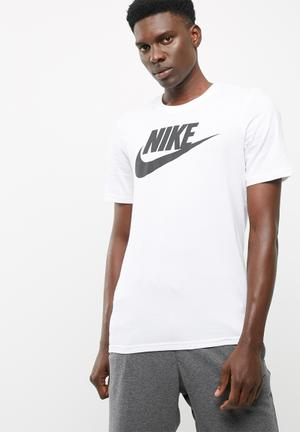 Nike Futura Icon Tee T-Shirts White