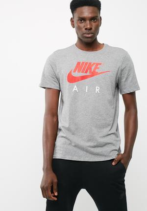 Nike Air 3 Tee T-Shirts Grey