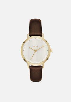 DKNY The Modernist Watches Golde