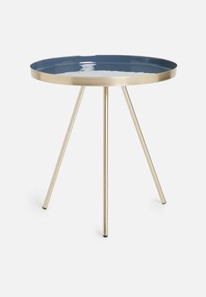 Hertex Fabrics Hera Side Table