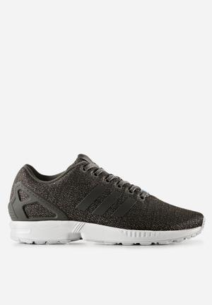 Adidas Originals ZX Flux Sneakers Utility Grey / Silver Metallic