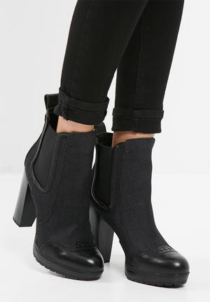 G-Star RAW Shone Chelsea Boots Black