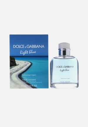D&G Light Blue Swimming In Lipari Edt 125ml Spray (Parallel Import)