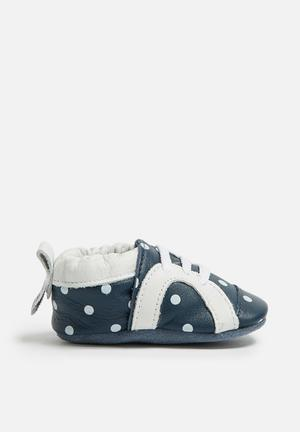 Shooshoos Mulligan Shoes Navy