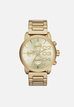 Diesel  Flare Watches Gold