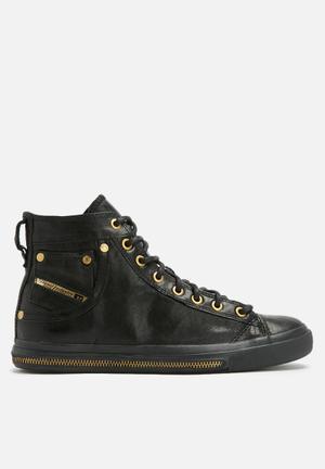 Diesel  Exposure IV Sneakers Black