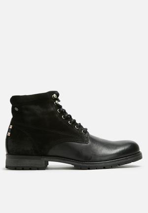 Jack & Jones West Combo Boot Black