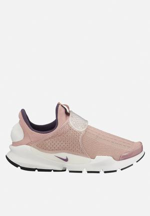 Nike Nike Sock Dart Sneakers Particle Pink / Dark Raisin / White