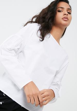 Pieces Akala Blouse White