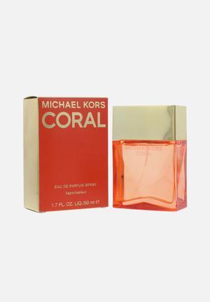 Michael Kors Michael Kors Coral Edp 50ml Spray Fragrances