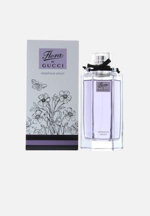 GUCCI Gucci Flora Generous Violet Edt 100ml Spray Fragrances