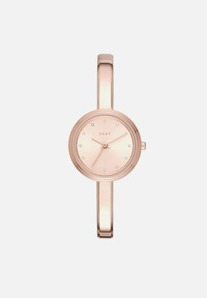 DKNY Murray Watches Rose Gold