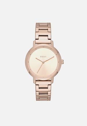 DKNY The Modernist Watches Rose Gold