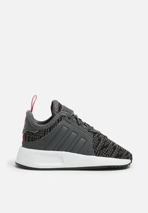 Adidas Originals Kids X_PLR EL Shoes Grey/grey/white