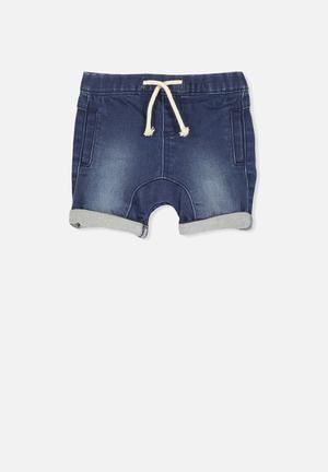 Cotton On Baby Nate Short Blue