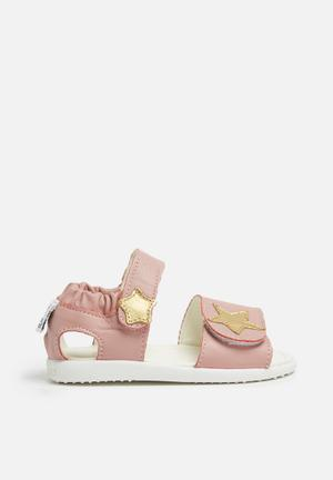 Shooshoos Paradise City Shoes Pink