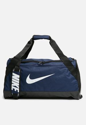 Nike Duffle Bags & Wallets Navy, Black & White