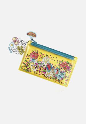 NPW Vibe Squad Liquid Multi-purpose Confetti Pouch Gifting & Stationery