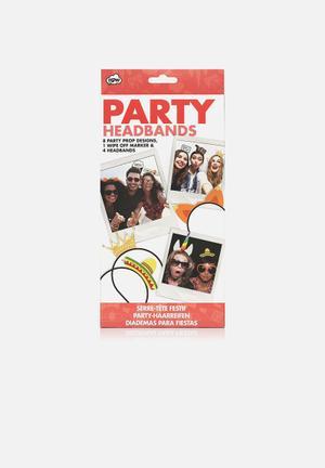 NPW Party Headbands Partyware
