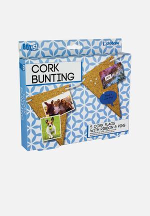 Paladone Cork Bunting Partyware