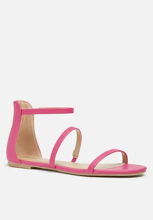 Call It Spring Keahi Sandals & Flip Flops Pink