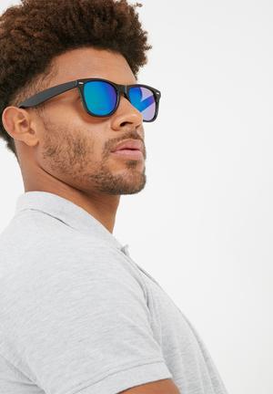 Basicthread Retro 80's Sunglasses Eyewear Plastic