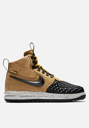 Nike Lunar Force 1 '17 Duckboot Sneakers Metallic Gold / Bone