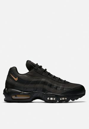 Nike Air Max 95 Premium SE Sneakers Black / Metallic Gold