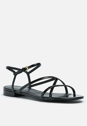 ALDO Erini Sandals & Flip Flops Black