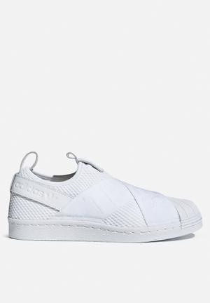 Adidas Originals Superstar SlipOn Sneakers Ftw White / Core Black