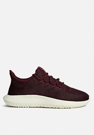 Adidas Originals Tubular Shadow Sneakers Maroon / White